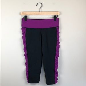 Lucy Ultimate X-Training Collection Capris (Small)